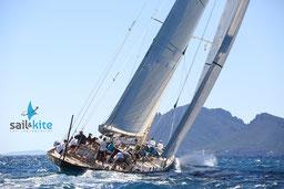 Nanoprotect Sail & Kite Coating - Smooth sails -> Better performance -> Optimal aerodynamics