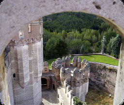 Coca, Segovia