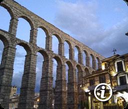 Ruta 1 por la ciudad de Segovia