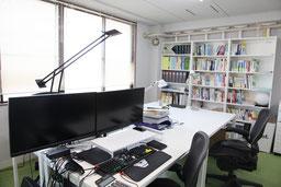 静岡県富士市、富士宮、静岡市、沼津市、三島市の税理士公認会計士・会計事務所のオフィス風景1