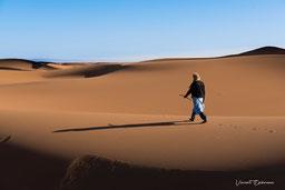 guide de voyage : désert marocain