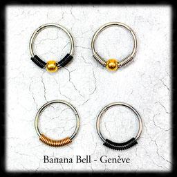 Anneaux piercing Boucles d'oreille