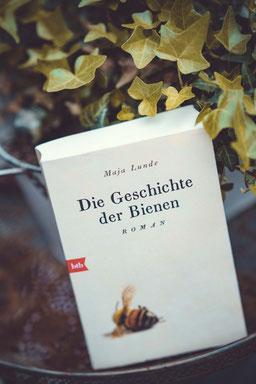 Die Geschichte der Bienen, Maja Lunde, Buch