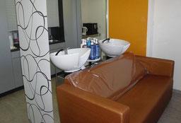 Förderung der Ausstattung des Friseur - und Kosmetiksalons Schebitz in Mülsen OT St. Jacob