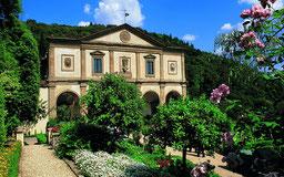 Außenansicht Villa San Michele