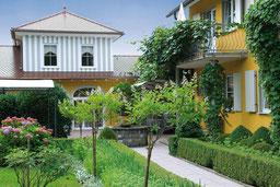 Hotel Villino Aussenansicht