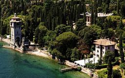 Luftbild Villa Fiordaliso