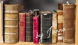 Märchen, Bücher, Buchrücken