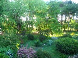 Jardin chambres d'hôtes de Ker Holen à St-Lyphard