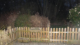 neige la nuit chambres d'hôtes de ker holen à saint-lyphard