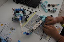 10人限定ロボットプログラミング教室の生徒を募集中!