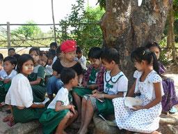 CHILDREN SCHOOLED BY PASDB.