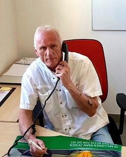 Georg Leitl: Standortleitung/ Kundenservice