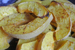 Butternutkürbis aus dem Ofen - so schmeckt der Herbst