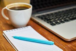 Musterformulierung & Tipps für E-Mails & Briefe