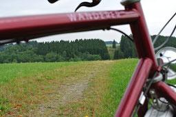 Mit dem Fahrrad zur Arbeit und Zeit sparen