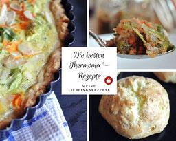 Die besten Thermomix-Rezepte - Lieblingsrezepte
