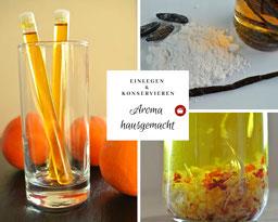 Orangenschalen kandieren statt kompostieren