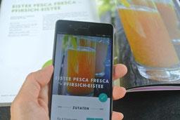 4 Rezepte-Apps im Test