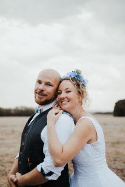 Couple marié - Sacha Loar photograhe
