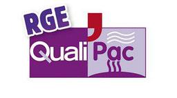 Installateur qualifié QualiPac RGE