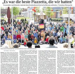 Weser Kurier 03.06.2015