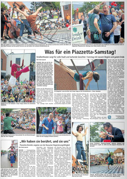 Kreiszeitung 30. Mai 2016