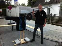 Die Mitmachstation beim Ottostraßenfest war ein voller Erfolg !