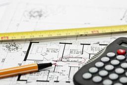 Bauplanung gehört mit zu unseren Leistungen, Bauunternehmen Lagleder
