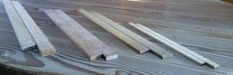 タタラづくり用の板の種類