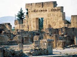 Ciudad arqueológica de Útica