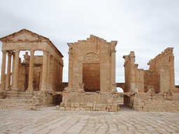 Ciudad arqueológica de Sbeitla
