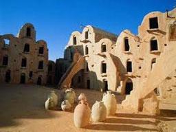 Pueblo bereber de Chenini