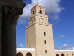 Ciudad santa de Kairouan