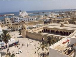 Medina, antigua ciudad, de Sousse