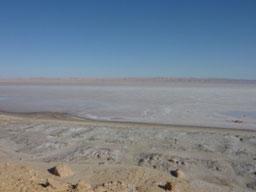 Lac Chott el Jerid