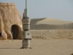 Lugar de rodaje de Star Wars