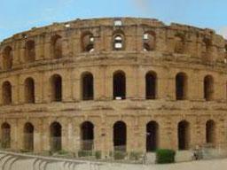 Coliseo en el Jem