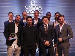 mag lifestyle magazin online Golf Stars VIP's Omega Celebrity Masters Seamaster Aqua Terra Ultra Light Uhr Armbanduhr Rory McIlroy Sergio Garcia Tommy Fleetwood  Justin Timberlake  Dennis Quaid