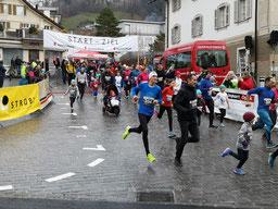 Streckensponsor Gersauer Silvesterlauf