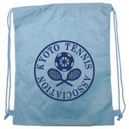 京都テニス協会/ランドリーバッグ