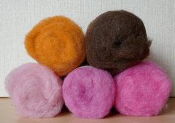 laine cardée : univers emylila