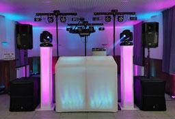 Ton- und Lichttechnik / DJ Technik / DJ Setup