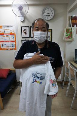 オリジナルTシャツ1