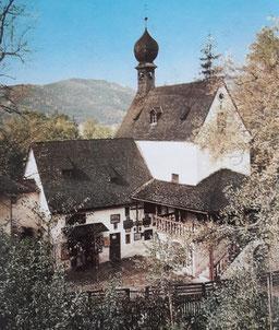 Wallfahrtskirche Birkenstein