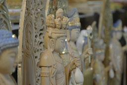 仏像展示風景3