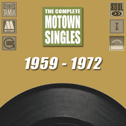 the Funky Soul story - The Complete Motown Singles 1959-1972