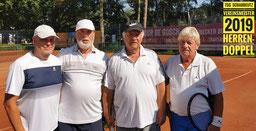 1. Platz H. Wildfang/G. Fleischer  2. Platz J. Hennings/H. Schulze