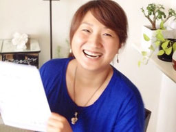 リンパセラピストコース卒業生 三浦さん