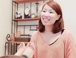 セラピスト養成スクール 東京リラックセーションアカデミーボディセラピストコース卒業生 石田さん